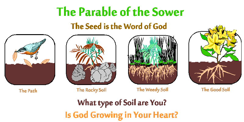 parable of the sower craft ideas righteous gentiles and the parable of the sower calvary 7868